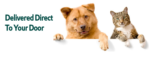 Online pet food shopping